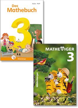 """Das Mathebuch 3"" and ""Mathetiger 3"""